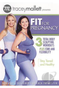 Tracey Mallett: Fit for Pregnancy DVD Movie