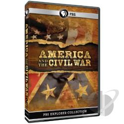 America and the Civil War DVD Cover Art