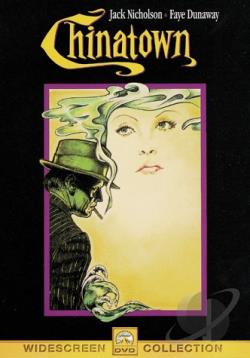 Chinatown DVD Cover Art