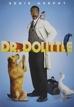 Dr. Dolittle DVD Cover Art