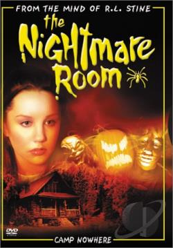 Nightmare Room, The -Camp Nowhere DVD Cover Art