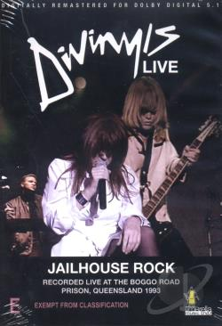Jailhouse Rock (Pal/Region 0) DVD Cover Art
