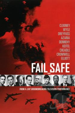 Fail Safe DVD Cover Art