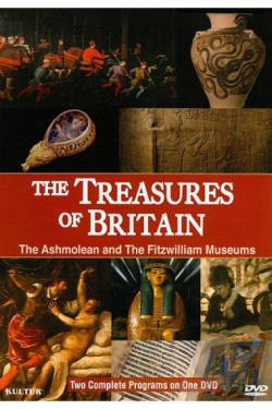 Treasures of Britain: The Ashmolean and the Fitzwilliam Museums DVD Cover Art