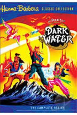 Hanna-Barbera Classic Collection - The Pirates of Dark Water - The Complete Series DVD Cover Art