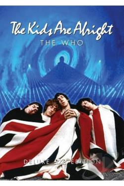 Who - The Kids Are Alright DVD Cover Art