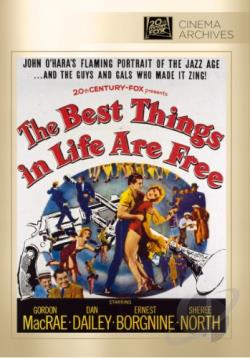 Best Things in Life Are Free DVD Cover Art