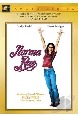 Norma Rae DVD Cover Art