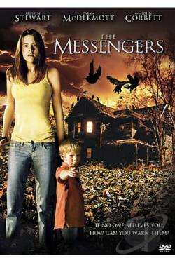 Messengers DVD Cover Art