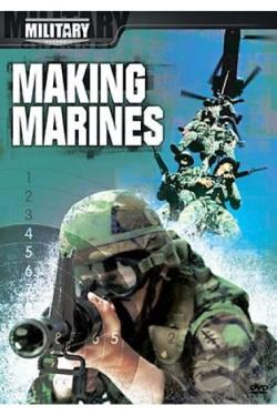 Making Marines DVD Cover Art