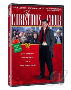 Christmas Choir DVD Cover Art