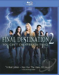 Final Destination 2 BRAY Cover Art