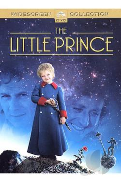 Little Prince DVD Cover Art