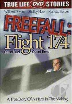 Freefall Flight 174 DVD Cover Art