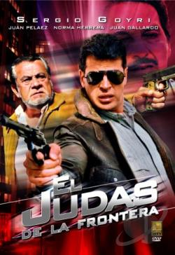 Judas De La Frontera DVD Cover Art