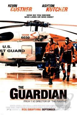 Guardian DVD Cover Art