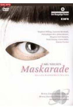 Carl Nielsen - Maskarade DVD Cover Art