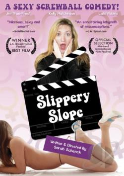 Slippery Slope DVD Cover Art