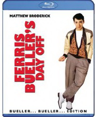Ferris Bueller's Day Off BRAY Cover Art