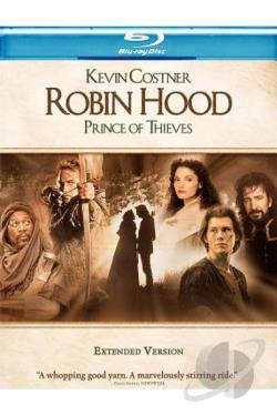 Robin Hood: Prince of Thieves BRAY Cover Art