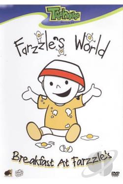 Farzzle's World: Breakfast at Farzzle's DVD Cover Art