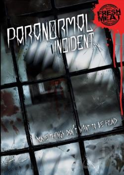 Paranormal Incident DVD Cover Art