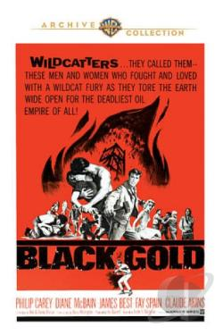 Black Gold DVD Cover Art
