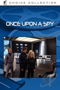 Once Upon a Spy DVD Cover Art