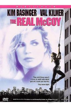 Real McCoy DVD Cover Art