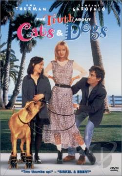 Truth About Cats and Dogs DVD Cover Art