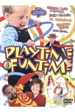 Playtime & Funtime DVD Cover Art