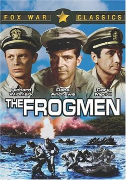 Frogmen DVD Cover Art