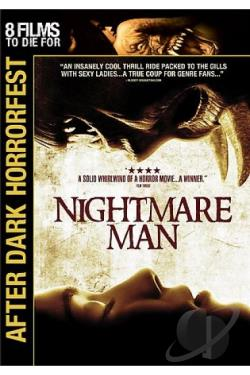 Nightmare Man DVD Cover Art