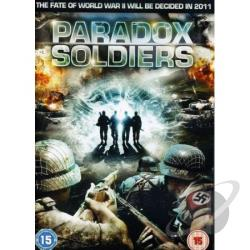 Paradox Soldiers DVD Cover Art