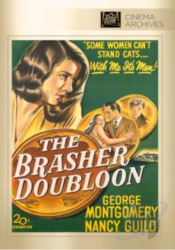 Brasher Doubloon DVD Cover Art