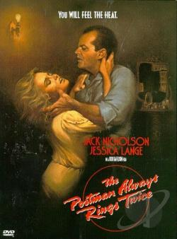 Postman Always Rings Twice DVD Cover Art