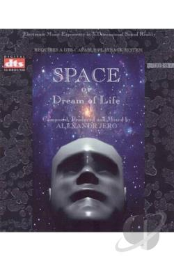 Alexander Jero: Space or Dream of Life DVD Cover Art