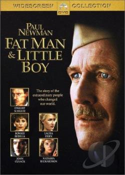 Fat Man and Little Boy DVD Cover Art
