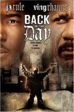 Back in the Day DVD Cover Art