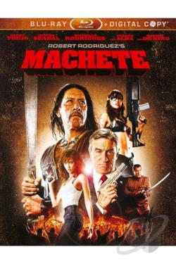 Machete BRAY Cover Art