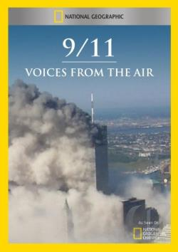 9/11: Voices from the Air DVD Cover Art