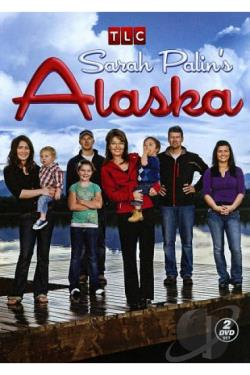 Sarah Palin's Alaska DVD Cover Art