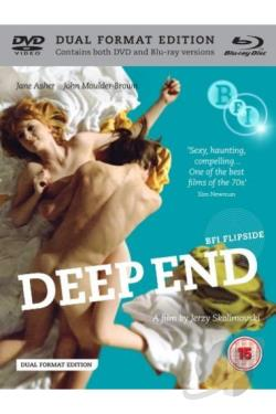 Deep End BRAY Cover Art