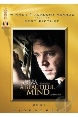 Beautiful Mind DVD Cover Art