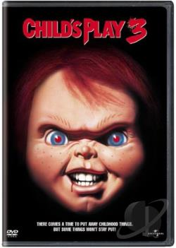 Child's Play 3 DVD Cover Art