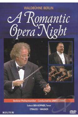 Waldbuhne Berlin: A Romantic Opera Night DVD Cover Art