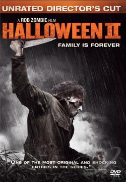 Halloween II DVD Cover Art