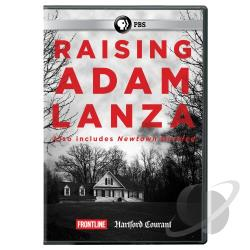 Frontline: Raising Adam Lanza DVD Cover Art