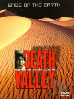 Ends of the Earth: Death Valley DVD Cover Art