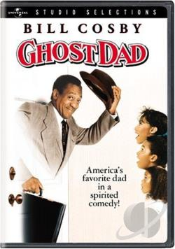 Ghost Dad DVD Cover Art